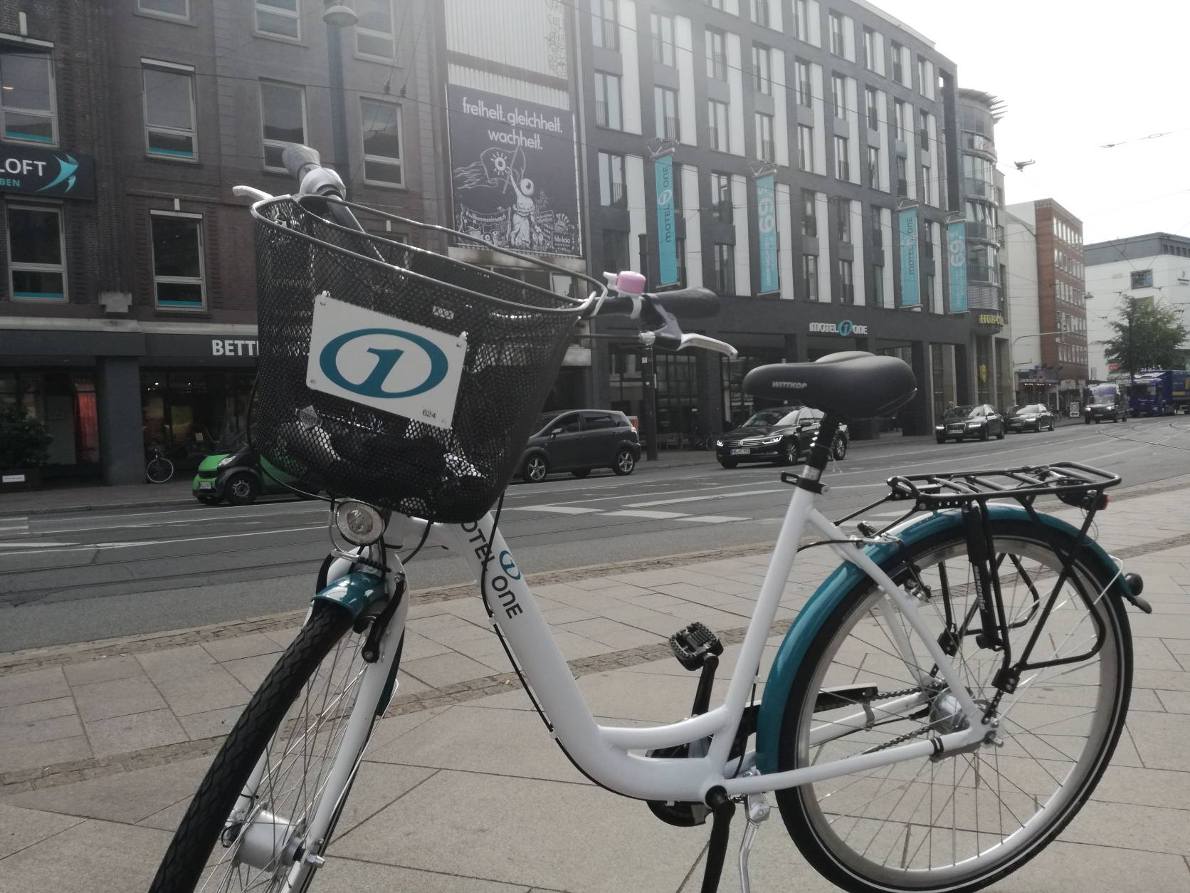 VeloFlo - Motel One Bremen